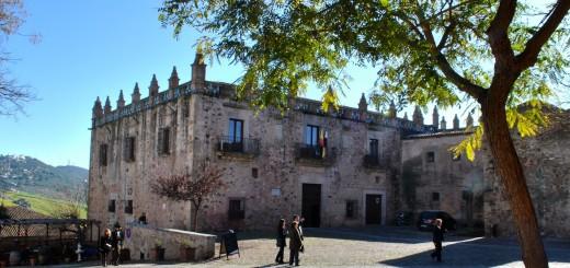 Casa de las Veletas (Museo de Caceres)