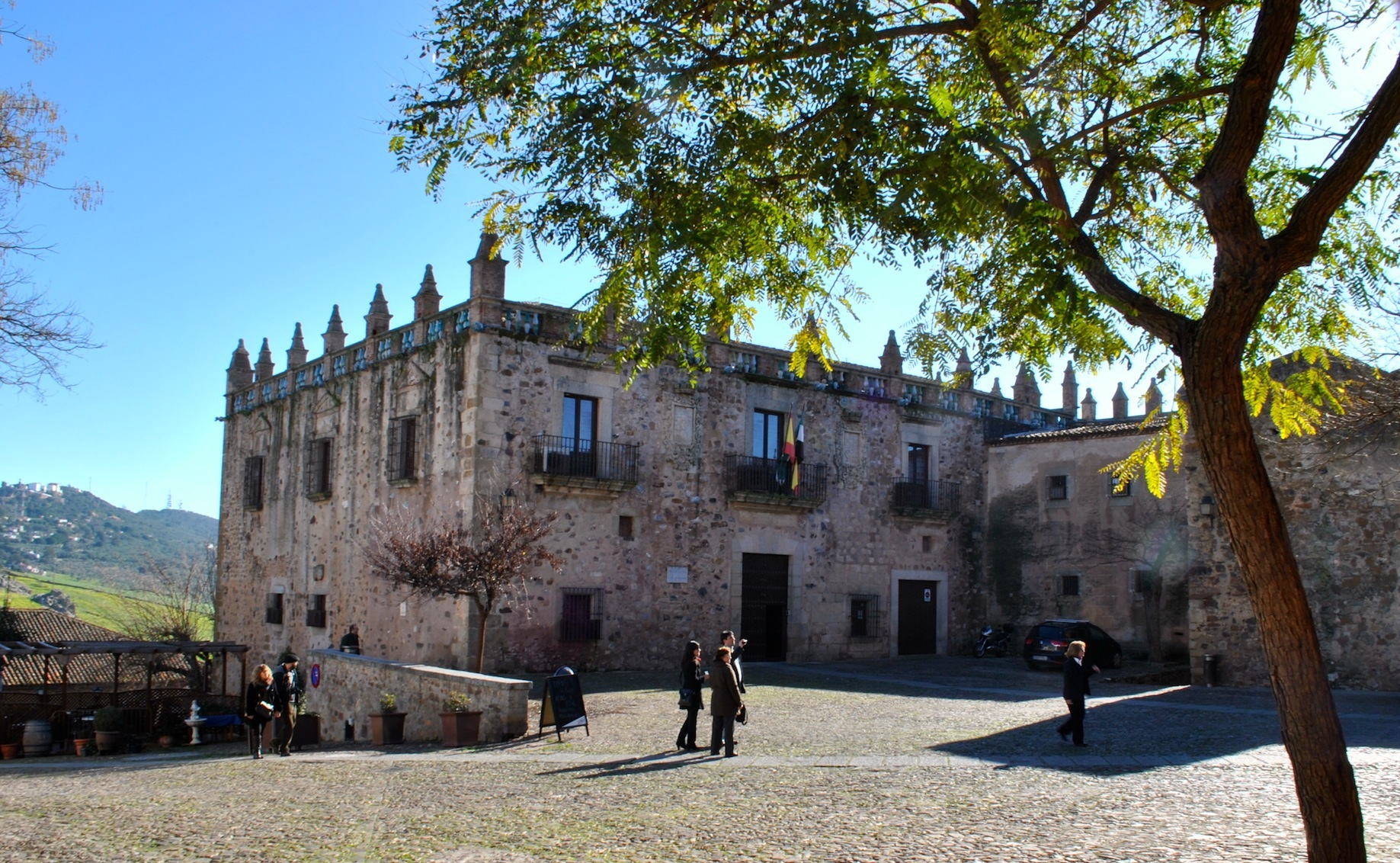 Museo de Caceres - Extremadurate