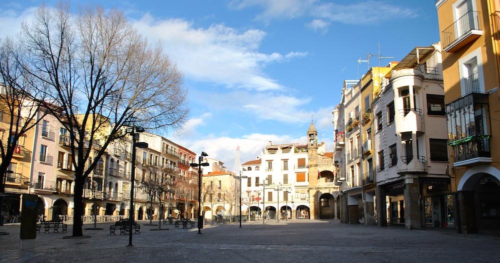 Plaza Plasencia