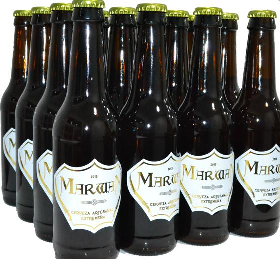Marwan cerveza