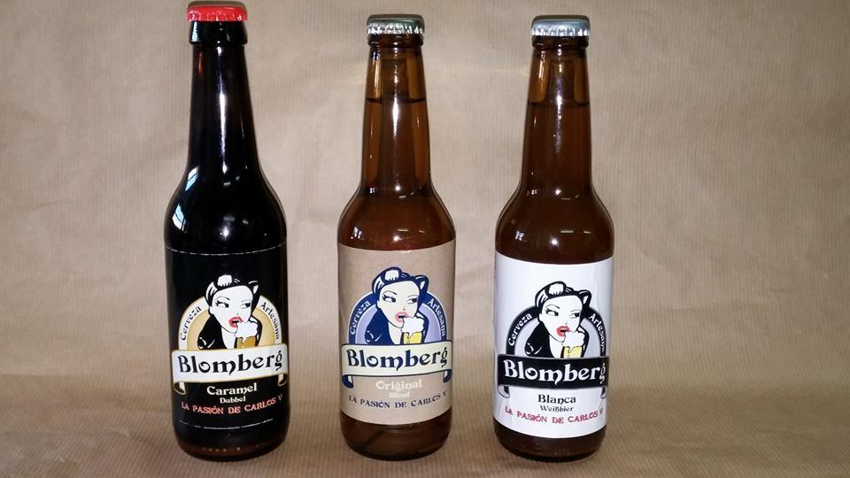 blomberg cerveza