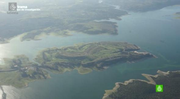 Imagen captada del vídeo de Equipo de Investigación