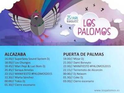 Palomos 2015