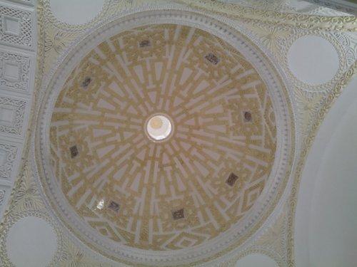 Imagen la cúpula del Oratorio