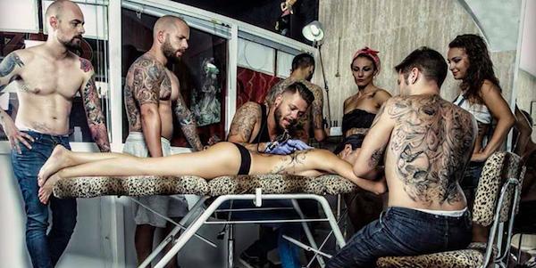 Imagen perteneciente a Wizard Tattoo Studio