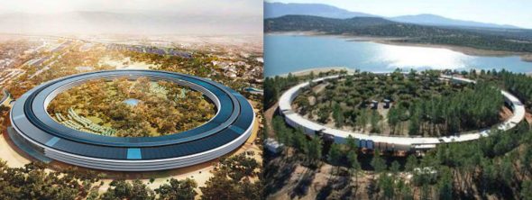 """La Nave Nodriza de Apple frente a """"El Anillo"""" extremeño"""