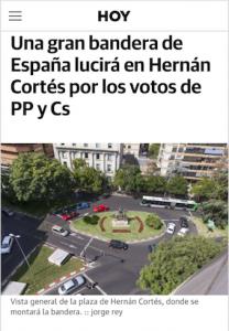 Imagen perteneciente al diario HOY
