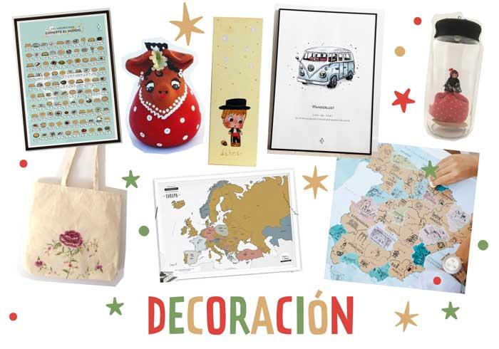 regalos decoración